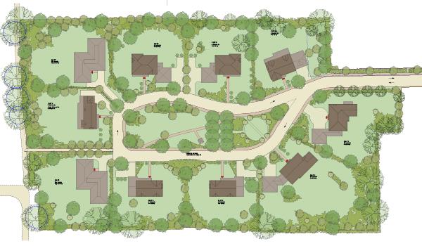 Lingfield Gardens – East Grinstead