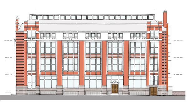 Corporate HQ York Street Manchester