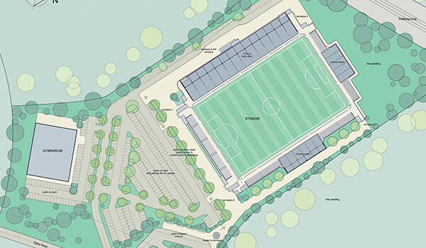 Woking Stadium